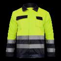 Kurtka ostrzegawcza żółta LahtiPro L40910