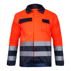 Hight visibility jackets LahtiPro L40909