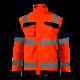 Hight visibility jackets premium LahtiPro L40911