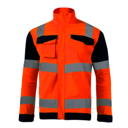 Hight visibility jackets premium LahtiPro L40911