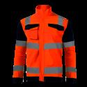 Kurtka ostrzegawcza pomarańczowa premium LahtiPro L40911