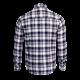 Koszula flanelowa robocza bawełna szara Lahti Pro L41804