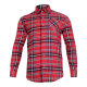 Flannel working cotton shirt Lahti Pro L41803