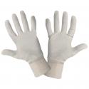 Rękawice dziane bawełniane beżowe Lahti Pro L2903