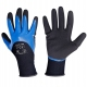 Work gloves coated with Lahti Pro L2210 nitrile