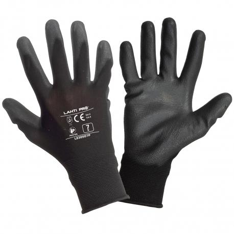 Lahti Pro L2205 polyurethane protective work gloves
