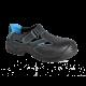 Sandały damskie robocze S1 SRC podnosek stalowy Lahti Pro L30605