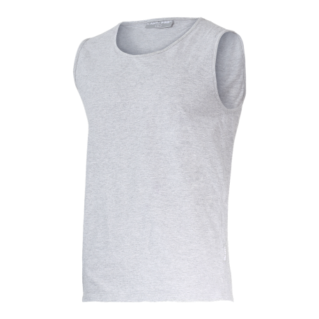 Sleeveless T-shirts grey Lahti Pro L40222