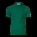 Koszulka Polo zielona bawełniana Lahti Pro L40309