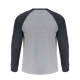 Koszulki męskie z długim rękawem longsleeve Lahti Pro L40223