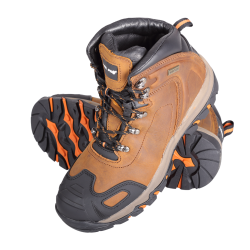 O2 SRA nubuck boots with no toe cap Lahti Pro L30114