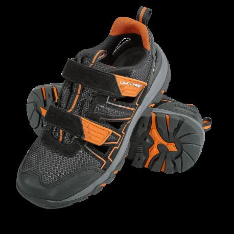 Men's sandals O1 SRA without toe Lahti Pro L30606