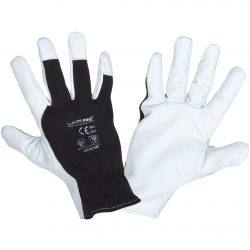 Working gloves made of goatskin Lahti Pro L2716