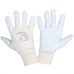 Working gloves made of goatskin Lahti Pro L2717