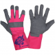Protective working gloves made of synthetic leather Lahti Pro L2714