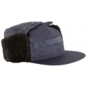 Zimowa czapka uszanka bawełniana z daszkiem, 12szt. LahtiPro