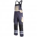 Spodnie robocze ogrodniczki ochronne Lahti Pro L40607
