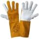 Spawalnicze rękawice ochronne ze skóry koziej i bydlęcej Lahti Pro L271910K