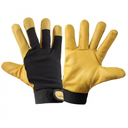 Working gloves made of goatskin Lahti Pro L2512