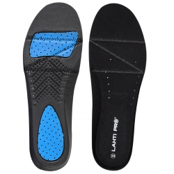 Shoe insoles with antistatic thread Lahti Pro L90307
