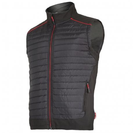Padded vests black Lahti Pro L41310
