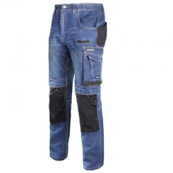 Jeans trousers Slim Fit Lahti Pro L40510