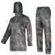 Komplet przeciwdeszczowy moro kurtka spodnie Lahti Pro L41408