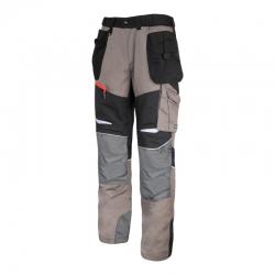 Spodnie robocze ochronne do pasa Slim Fit Lahti Pro L40509