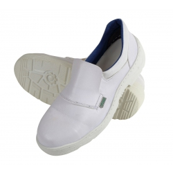 White work shoes S2 SRC for the food or medical industry F30418