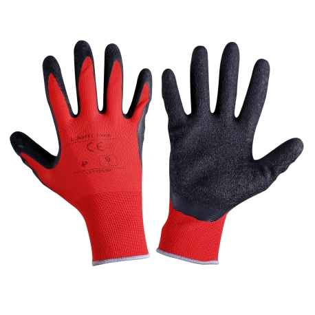 Latex coated protective gloves Lahti Pro L2112