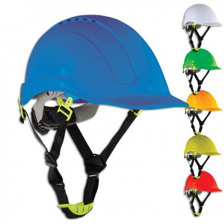 Industrial protective helmet category II blue Lahti Pro L1040501