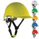 Industrial protective helmet category II Lahti Pro L1040502