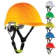 Industrial protective helmet category II Lahti Pro L1040503
