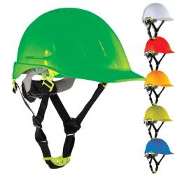 Hełm przemysłowy ochronny kategoria II zielony Lahti Pro L1040504
