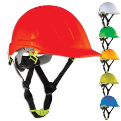 Industrial protective helmet category II Lahti Pro L1040506