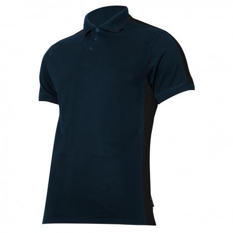 Men's Polo shirt navy blue 190g cotton Lahti Pro L40320