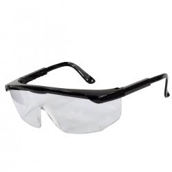 Okulary ochronne przeciwodpryskowe bezbarwne klasa S Lahti Pro L1500600