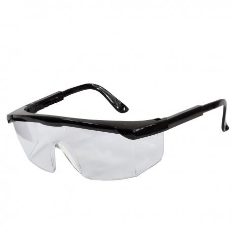 Okulary ochronne przeciwodpryskowe bezbarwne klasa S Lahti Pro L1510600