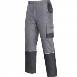 Insulated winter work trousers Lahti Pro L41015