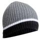Zimowa ciepła czapka akrylowa z ociepliną Lahti Pro L102070S