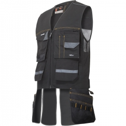 Lahti Pro L41316 fishing fitter roofing work vest
