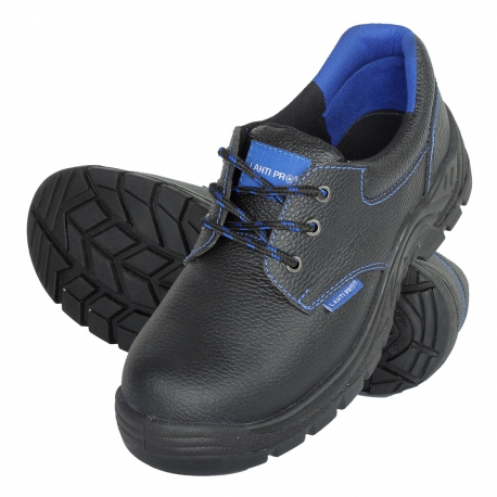 SB FO SRC leather work shoes with steel toe cap Lahti Pro L30419