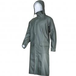 Płaszcz przeciwdeszczowy zielony Lahti Pro L41706