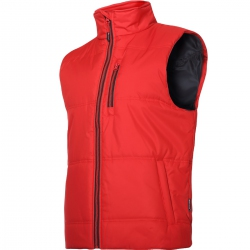 Lahti Pro L41315 insulated red vest