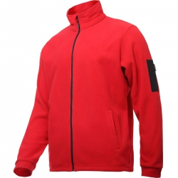 Working fleece red 290g Lahti Pro L40121