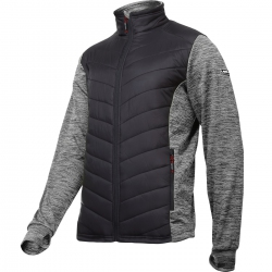 Lahti Pro L40122 men's quilted thermal sweatshirt