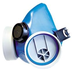 Półmaska lakiernicza przeciwpyłowa silikonowa Proline 46063