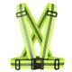 Szelki odblaskowe elastyczne żółte Lahti Pro L9010200