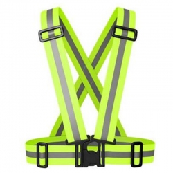 Reflective yellow harness Lahti Pro L9010200