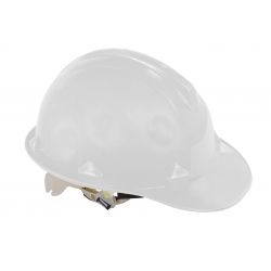 White industrial construction helmet Lahti Pro L1040105